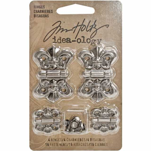 Finnabair Mechanicals Metal Embellishments