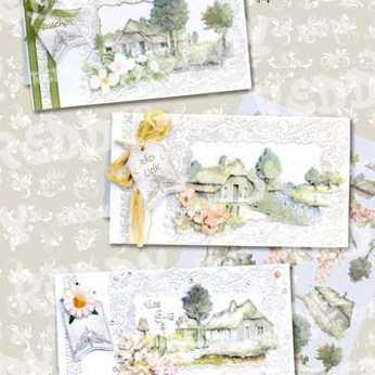Staf Wesenbeek Country Houses Set I