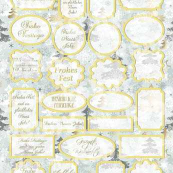 Marianne Design Card Toppers Favorites Els