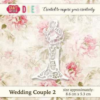 Craft & You Stanze Wedding Couple 2