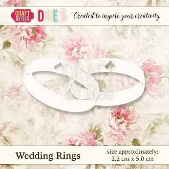 Craft & You Stanze Wedding Rings