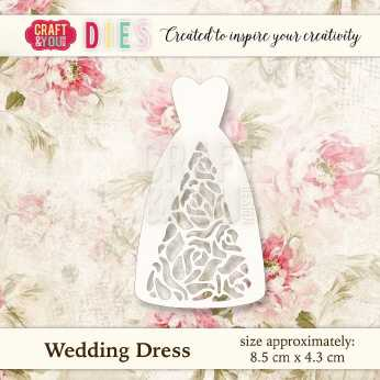 Craft & You Stanze Wedding Dress