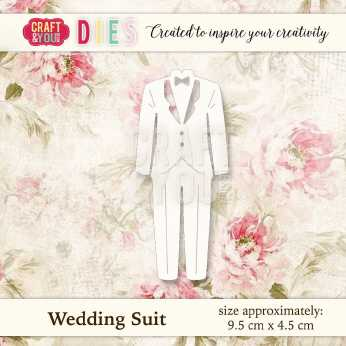 Craft & You Stanze Wedding Suit