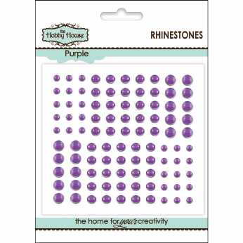 Klebesteine Rhinestones Light Blue
