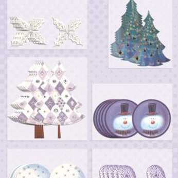 Ursus Creative Decorations Set Motiv 06