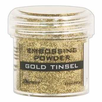 Ranger Embossing Tinsel gold