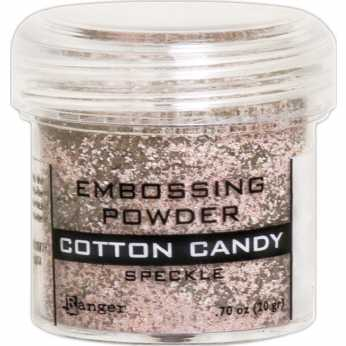 Ranger Embossing Powder Cotton Candy Speckle