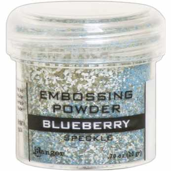 Ranger Embossing Powder Blueberry Speckle