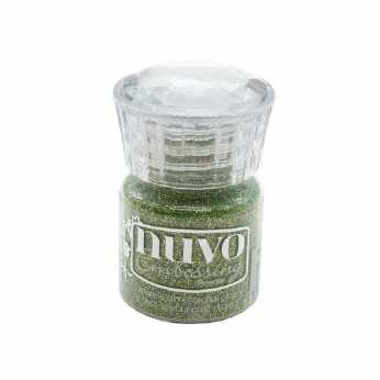Nuvo Embossing Powder fine detail classic gold