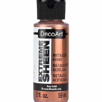 DecoArt Extreme Sheen Copper