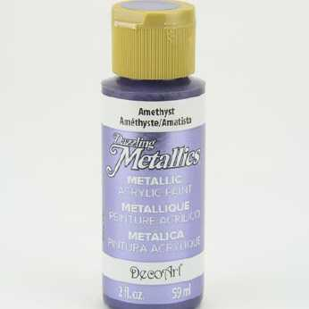 Dazzling Metallic Acrylic Paint Bright Copper