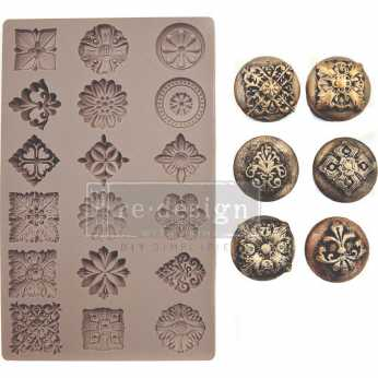Prima re-design Decor Moulds Curio Trinkets