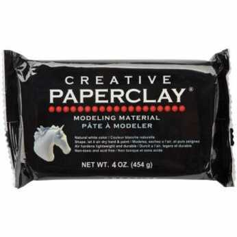 Creative Paperclay white