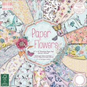 First Edition Paper Pad It´s a boy 6x6""