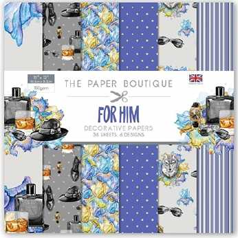 Decorer Mini Paper Pack It´s a girl
