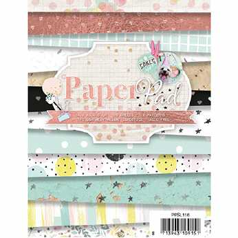 Craft & You Design Easter Greetings Paper Pad 6x6""
