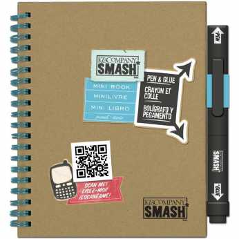 Smash Book 3D Mini Book