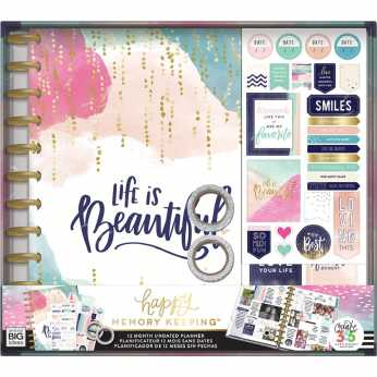 Create 365 Planner Box Life is beautiful