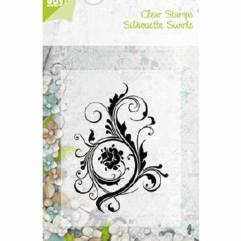 Joy Crafts Stempel Swirl II