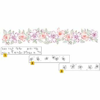 Nellie´s Choice Clearstamp SIL011