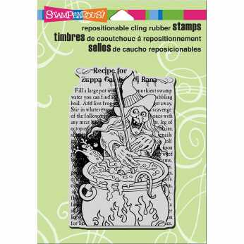 Stampendous Cling Navigator
