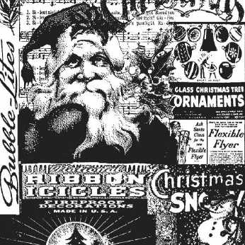 Tim Holtz Stempel Collection first christmas