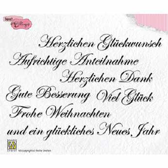 Nellie´s Choice German Sentiments