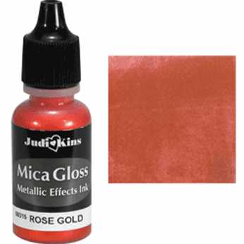 Mica Gloss rose gold