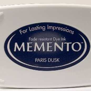 Memento Ink Pad Paris Dusk