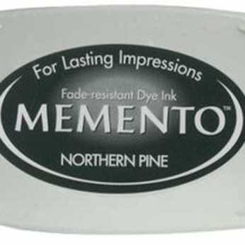 Memento Ink Northern Pine