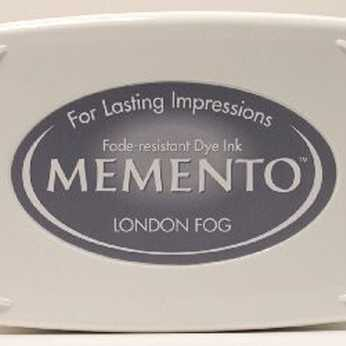 Memento Ink Pad London Fog