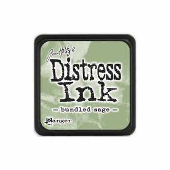 Distress Ink Pad Mini - Chipped Sapphire