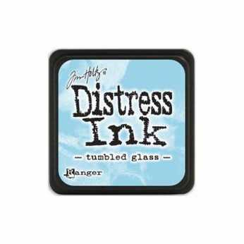 Distress Ink Pad Mini - Twisted Citron