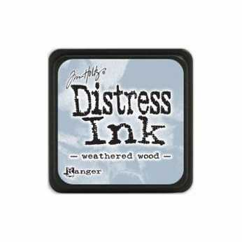 Distress Ink Pad Mini - Tattered Rose