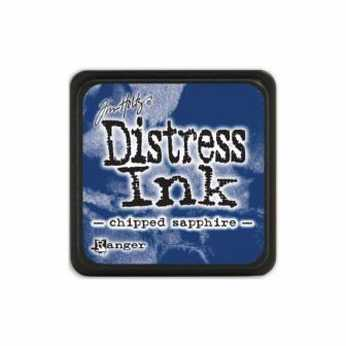 Distress Ink Pad Mini - Crushed Olive