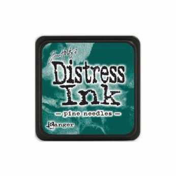 Distress Ink Pad Mini - Worn Lipstick