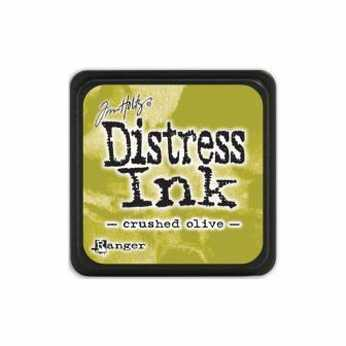 Distress Ink Pad Mini - Dried Marigold
