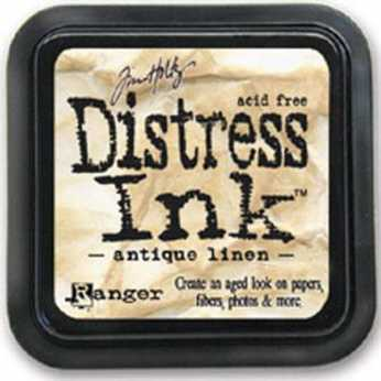 Distress Ink mustard seed