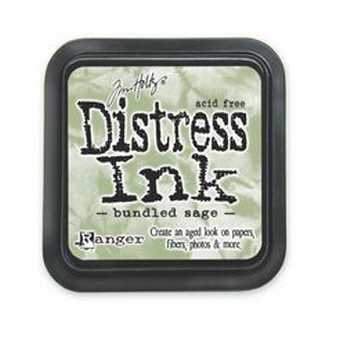Distress Ink victorian velvet