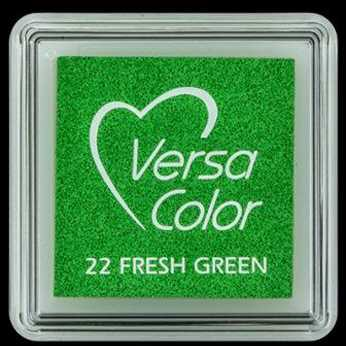 VersaColor Mini-Stempelkissen Fresh Green