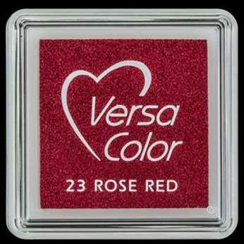 VersaColor Mini-Stempelkissen Rose Red