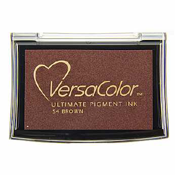 VersaColor Pigment Ink Brown