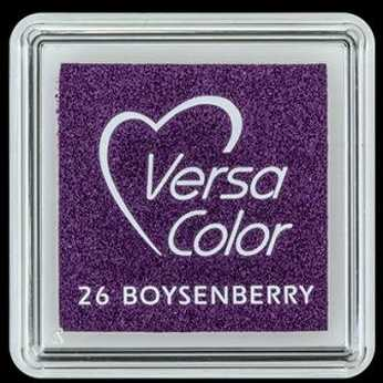 VersaColor Mini-Stempelkissen Boysenberry