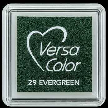 VersaColor Mini-Stempelkissen Evergreen