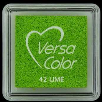 VersaColor Mini-Stempelkissen Lime