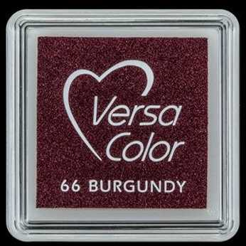 VersaColor Mini-Stempelkissen Burgundy