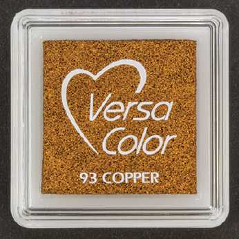 VersaColor Mini-Stempelkissen copper