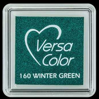 VersaColor Mini-Stempelkissen Winter Green