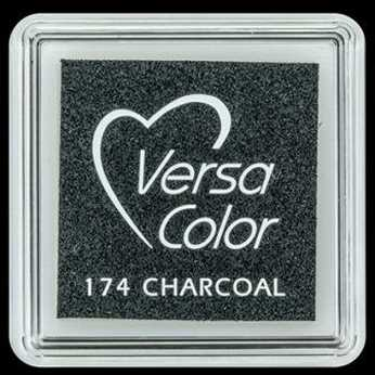 VersaColor Mini-Stempelkissen Charcoal