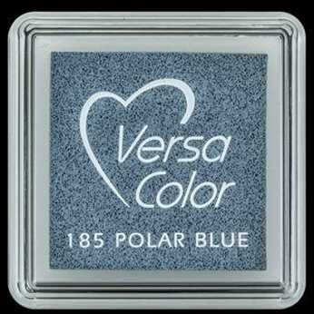 VersaColor Mini-Stempelkissen Polar Blue